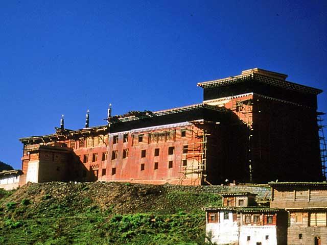 Palpung Monastery World Monuments Fund