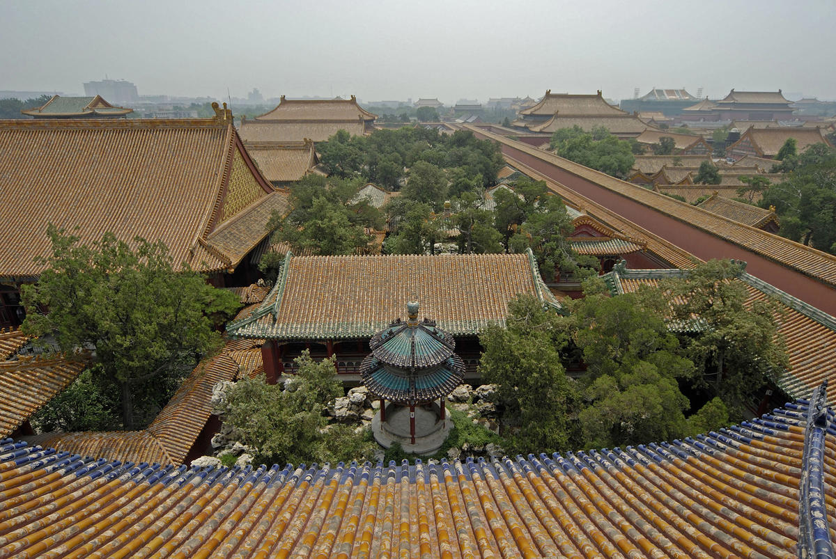 Qianlong Garden Conservation Project | World Monuments Fund