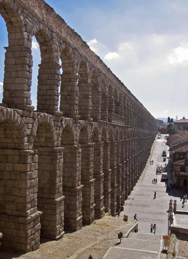 Aqueduct Of Segovia World Monuments Fund