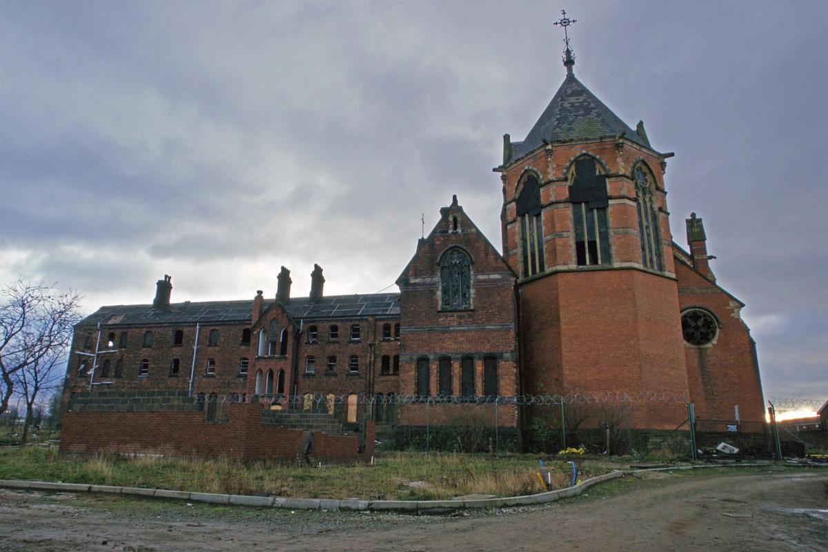 Saint Francis Church and Monastery | World Monuments Fund
