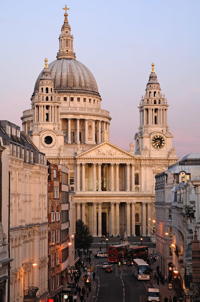 Saint Paul's Cathedral | World Monuments Fund
