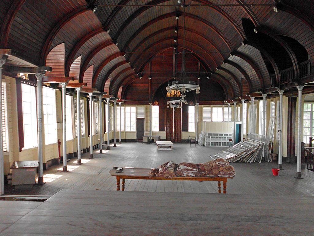 Guyana's oldest town celebrates 127 years – Kaieteur News  Guyana New Amsterdam City Hall