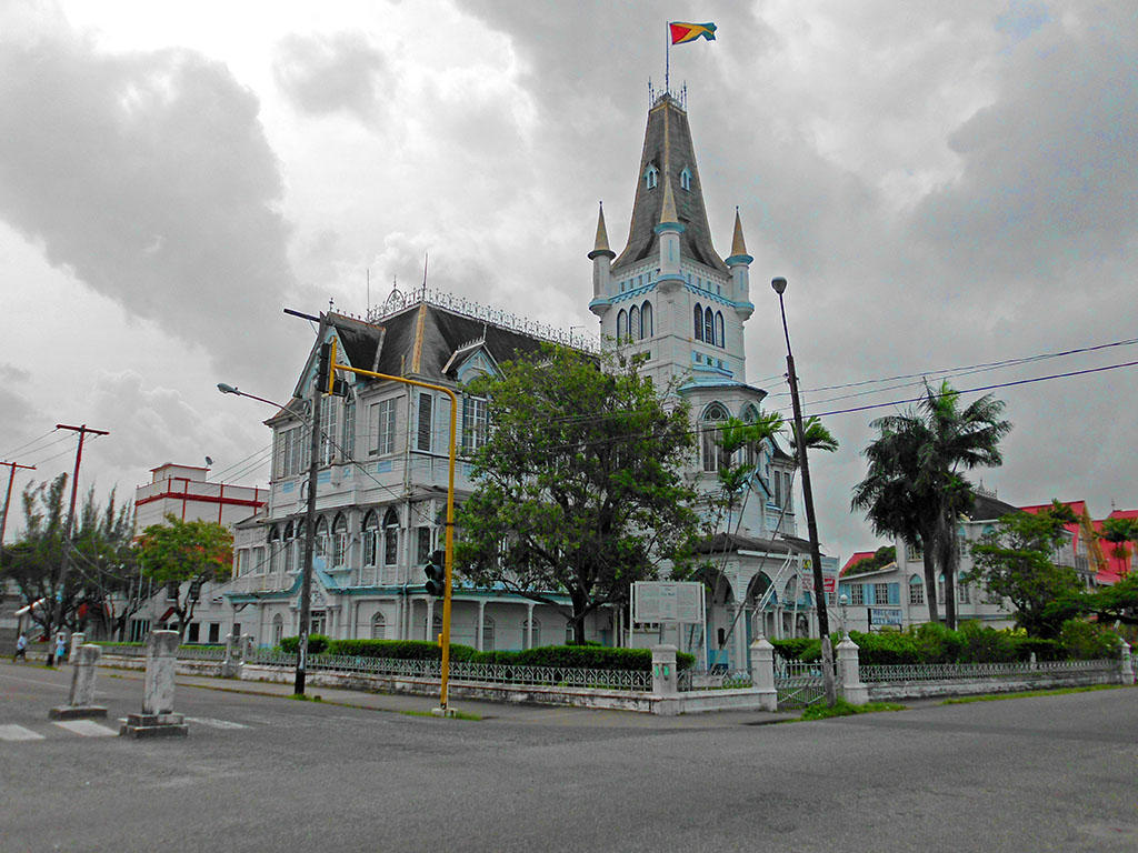 Georgetown City Hall   World Monuments Fund