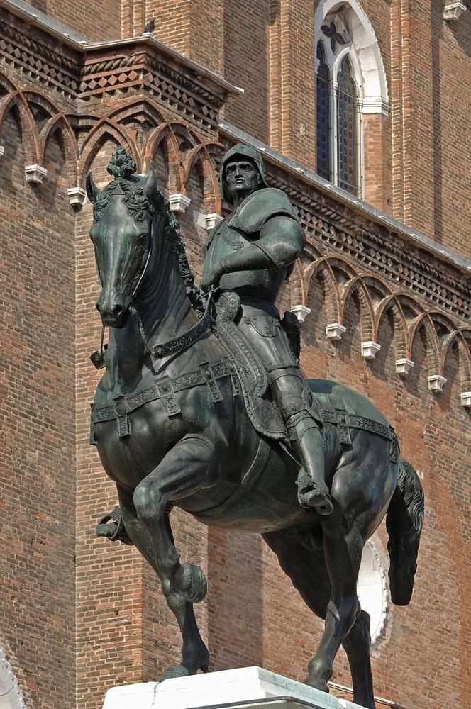 Bartolomeo Colleoni Monument | World Monuments Fund