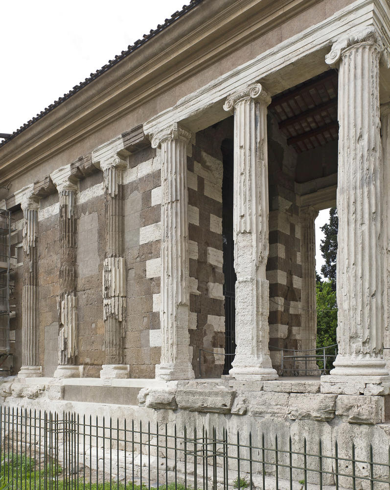 temple of portunus world monuments fund
