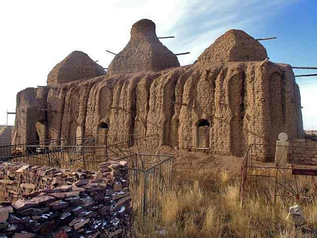Vernacular Architecture of the Kazakh Steppe Sary-Arka | World ...