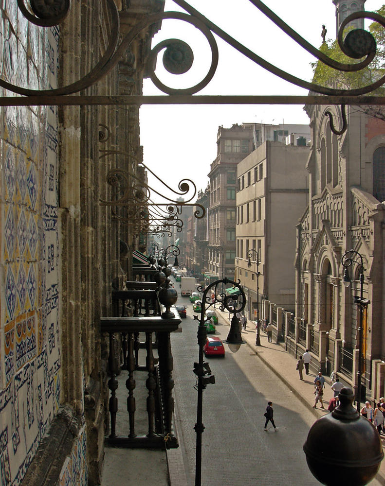 Mexico City Historic Center World Monuments Fund
