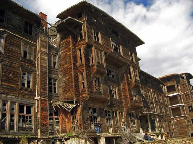Rum Orphanage   World Monuments Fund