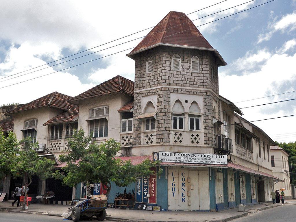 Dar es salaam historic center
