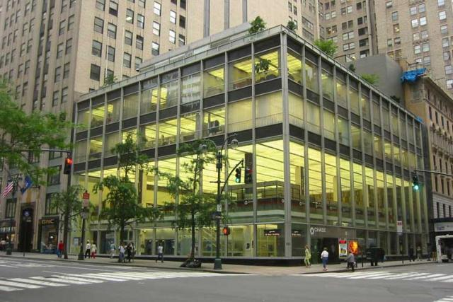 510 Fifth Avenue World Monuments Fund