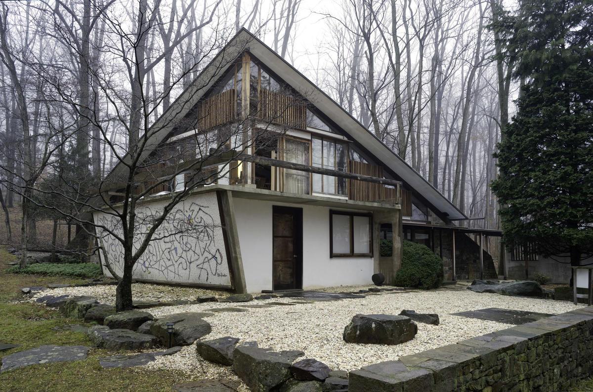 George Nakashima House Studio And Workshop World
