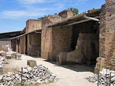 House of Augustus World Monuments Fund