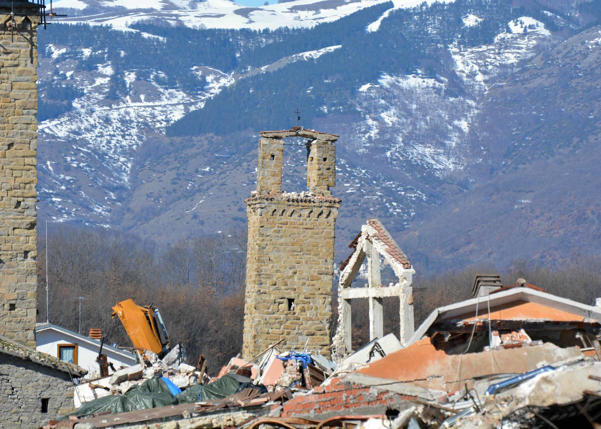 Amatrice Photo amatrice | world monuments fund