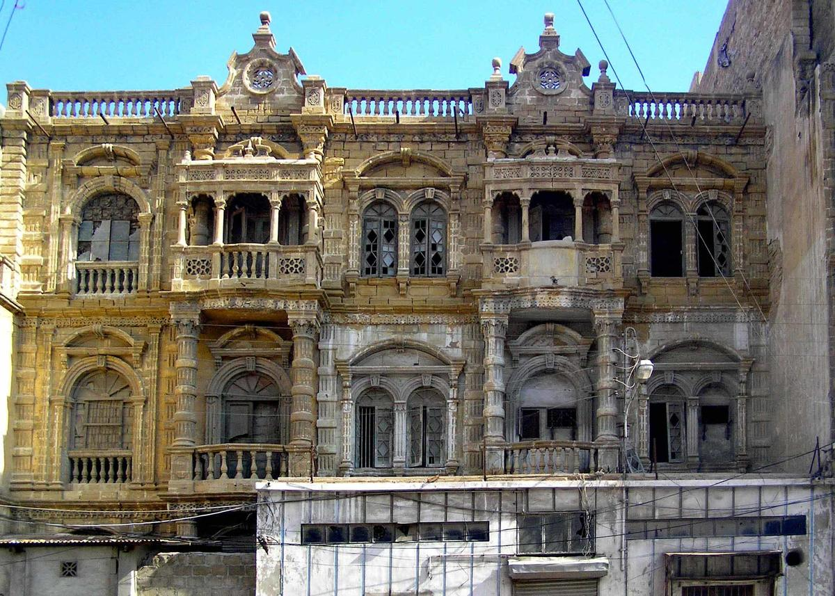 Historic Karachi   World Monuments Fund