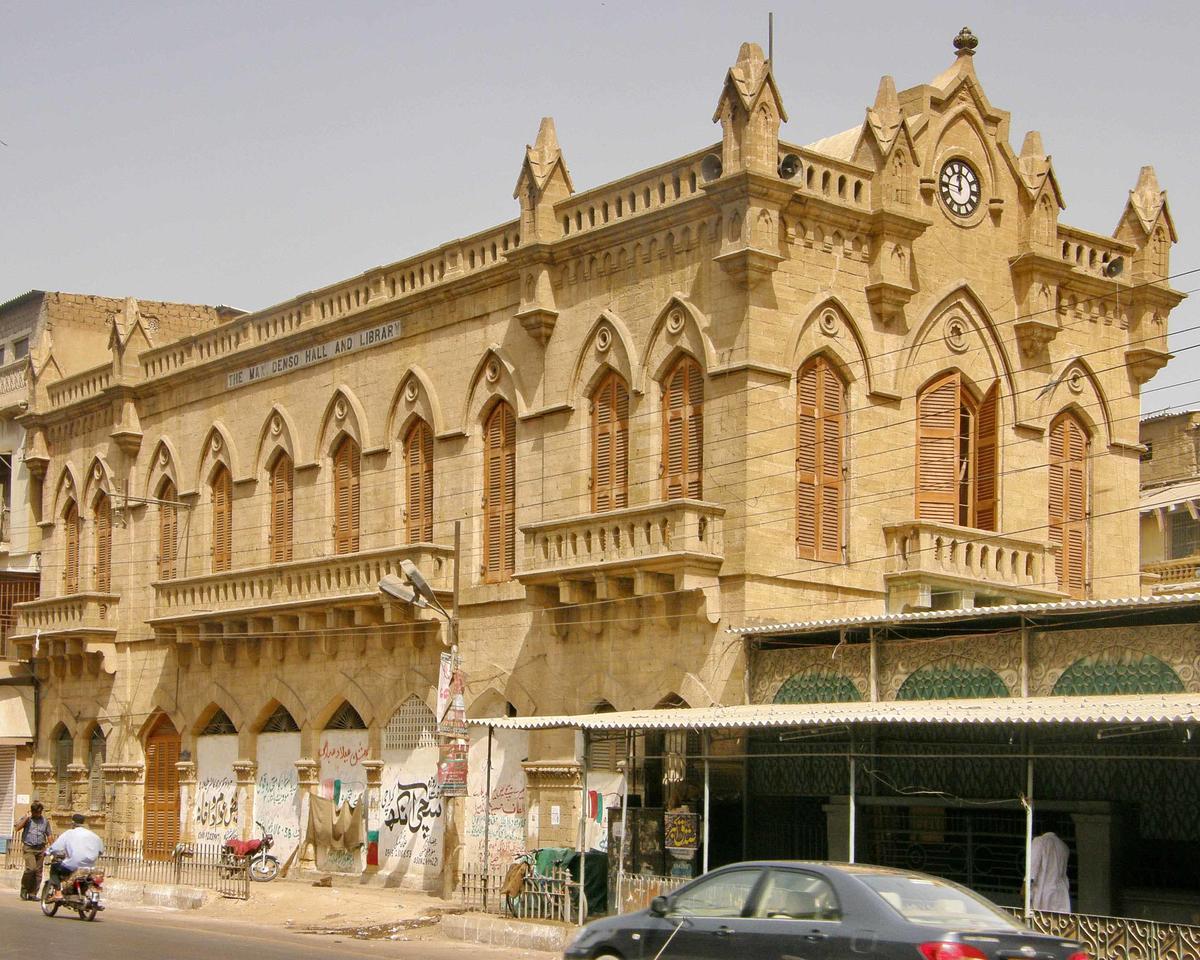Historic Karachi | World Monuments Fund