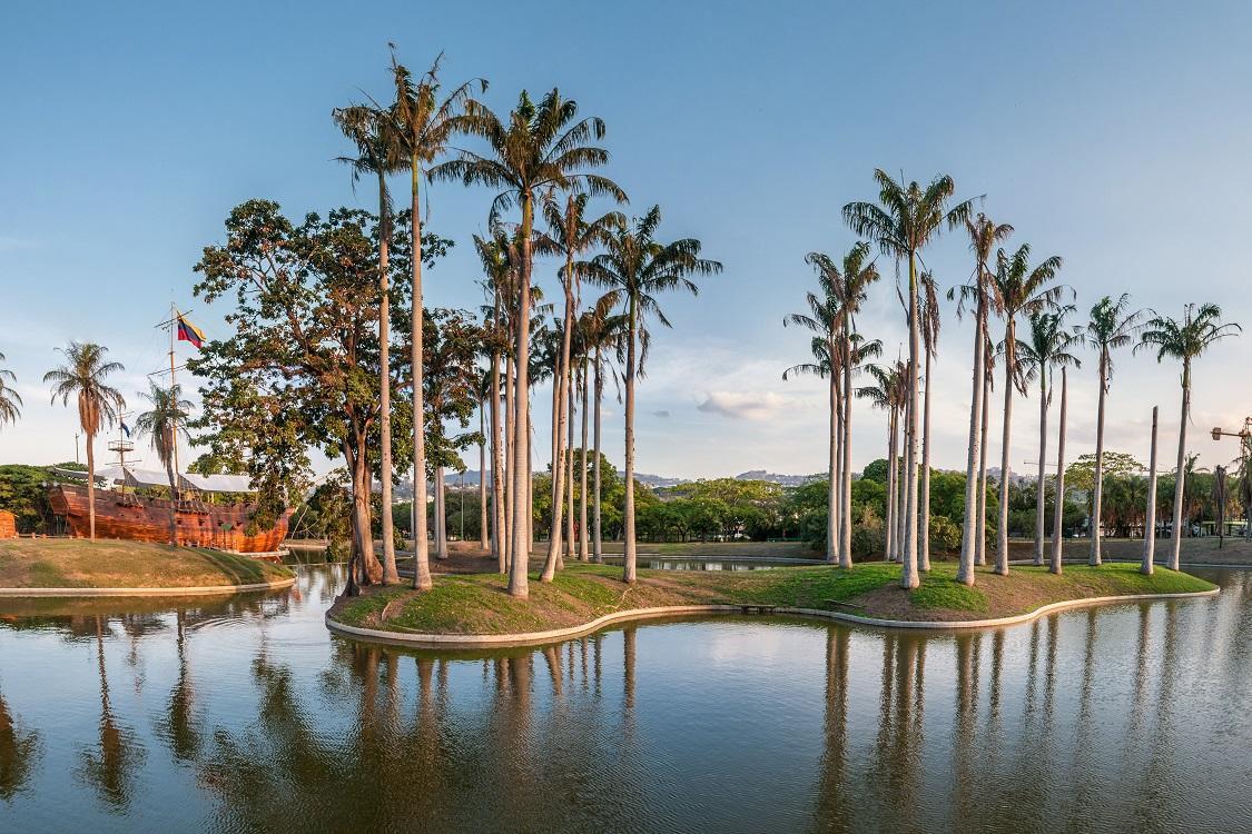 Parque Del Este World Monuments Fund