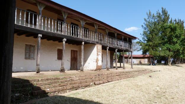 Aba Jifar Palace