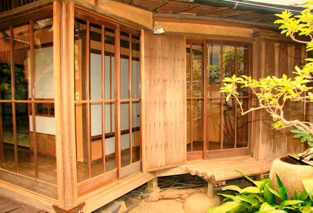 Shojo soy sauce shop residence after restoration