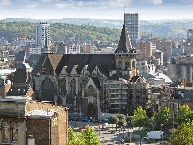 Collégiale Sainte-Croix de Liège