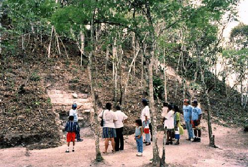 El Pilar Archaeological Reserve