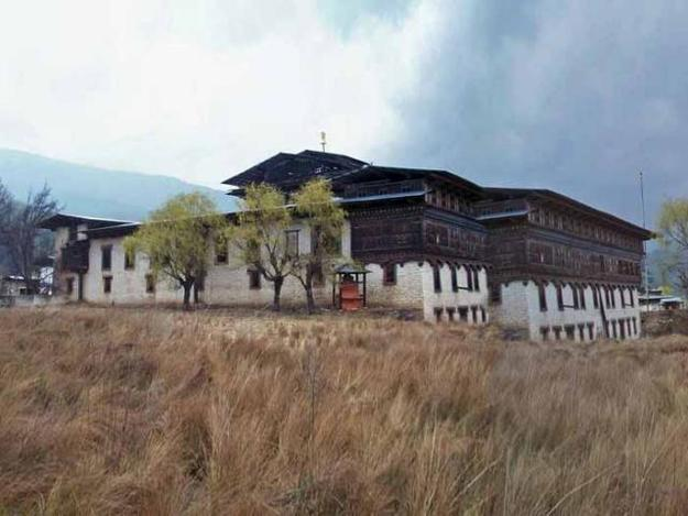 WANGDUECHHOELING PALACE