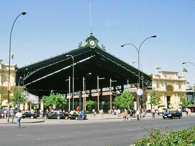 Alameda Railroad Station