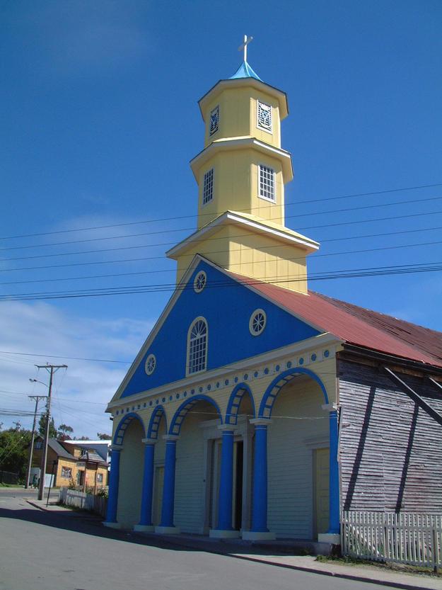 The Church of Chonchi, 2004