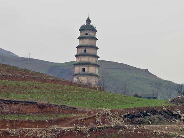 Da Qin Christian Pagoda And Monastery World Monuments Fund