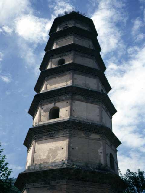 Da Qin Christian Pagoda and Monastery