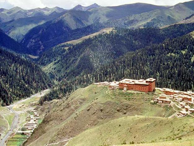 Palpung Monastery