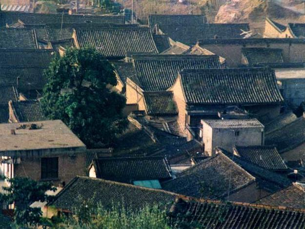 TIANSHUI TRADITIONAL HOUSES