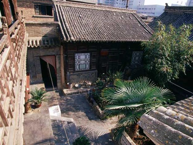TIANSHUI TRADITIONAL HOUSES