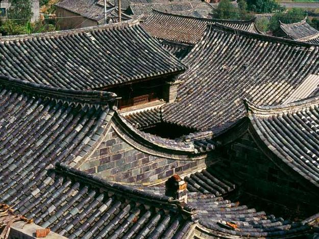 TUANSHAN HISTORICAL VILLAGE