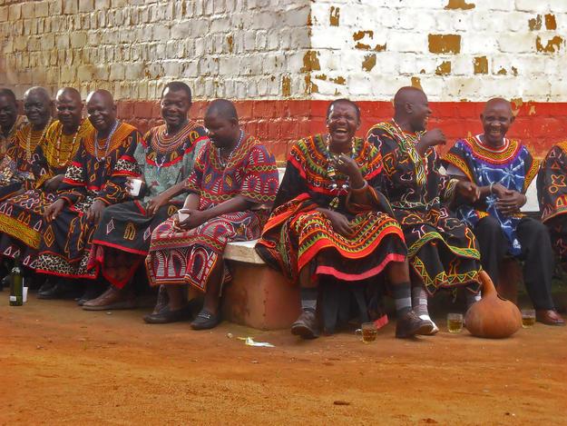 Village elders, 2010
