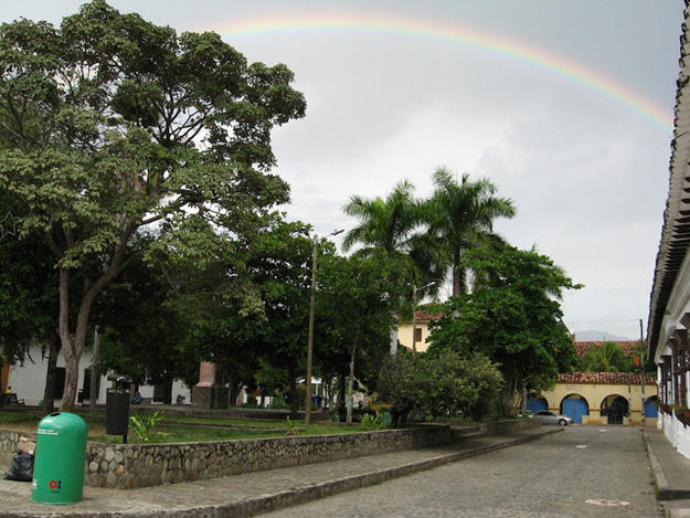 Santa Fe de Antioquia Historic Center