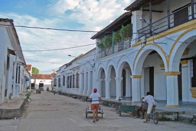 HISTORIC CENTER OF SANTA CRUZ DE MOMPOX