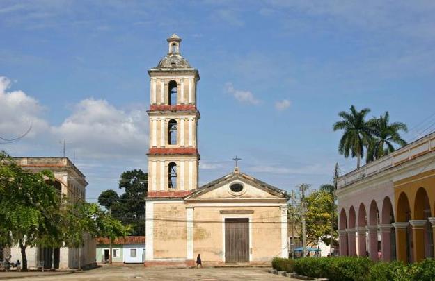 Nuestra Señora del Buenviaje Church