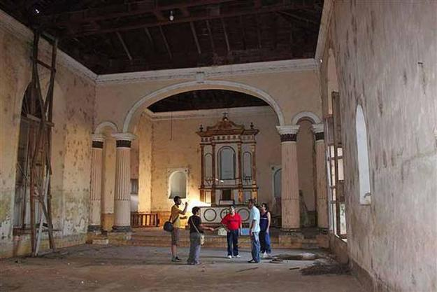 PARISH CHURCH OF SAN JUAN BAUTISTA DE LOS REMEDIOS
