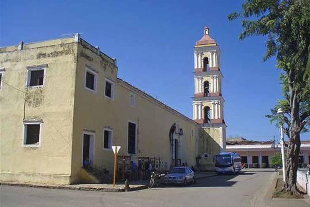 PARISH CHURCH OF SAN JUAN BAUTISTA DE LOS REMEDIOS