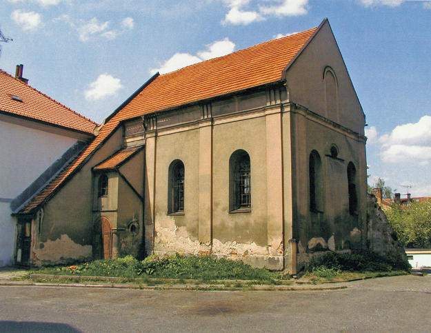 Southeast façade  , 2002