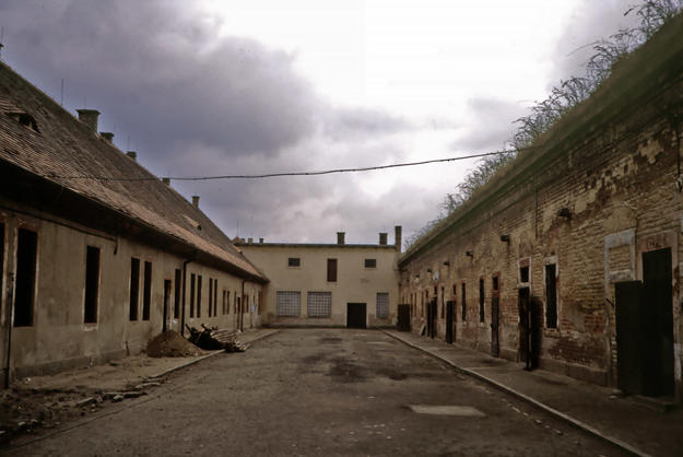 Fortress walls, 2004