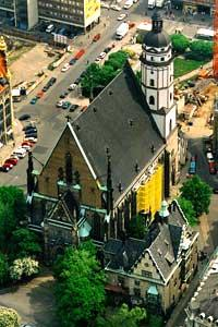 Thomaskirche: World Monuments Fund