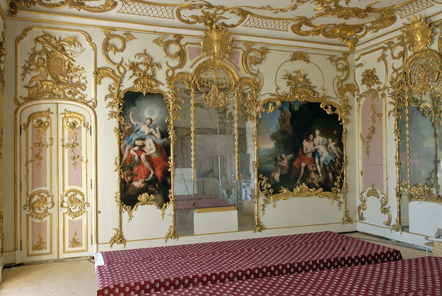 Concert Room in the Lower Royal Suite, 2009