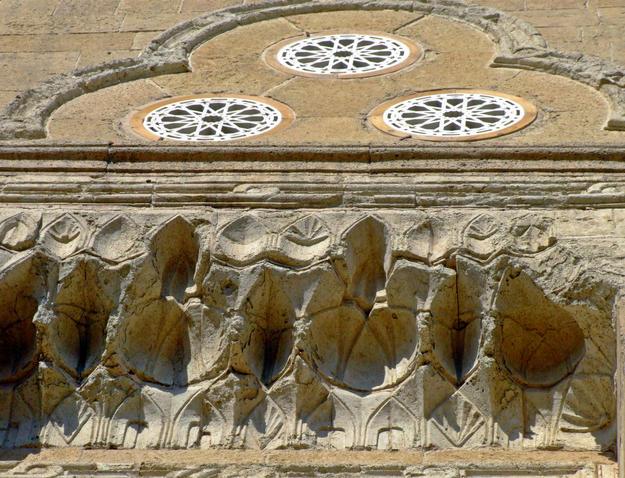 Façade detail, 2008