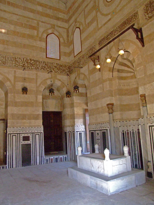 Interior after conservation, 2008