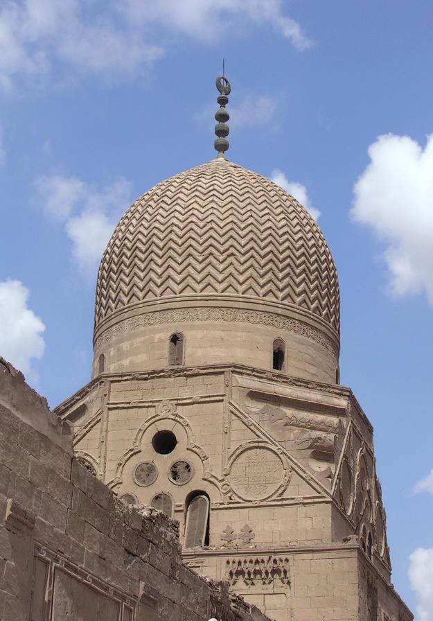 The mausoleum , 2008