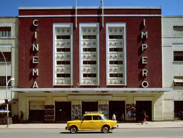 ASMARA HISTORIC CITY CENTER