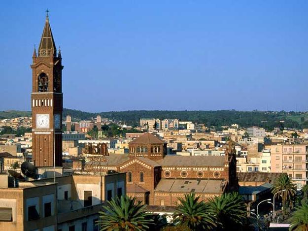 ASMARA HISTORIC CITY CENTER