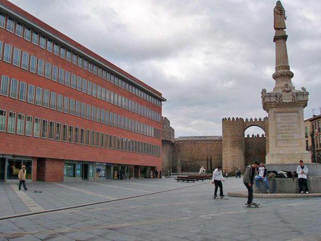 OLD TOWN OF ÁVILA (Ciudad Vieja de Ávila)