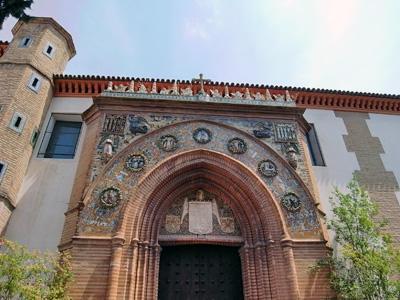 Santa Paula Monastery